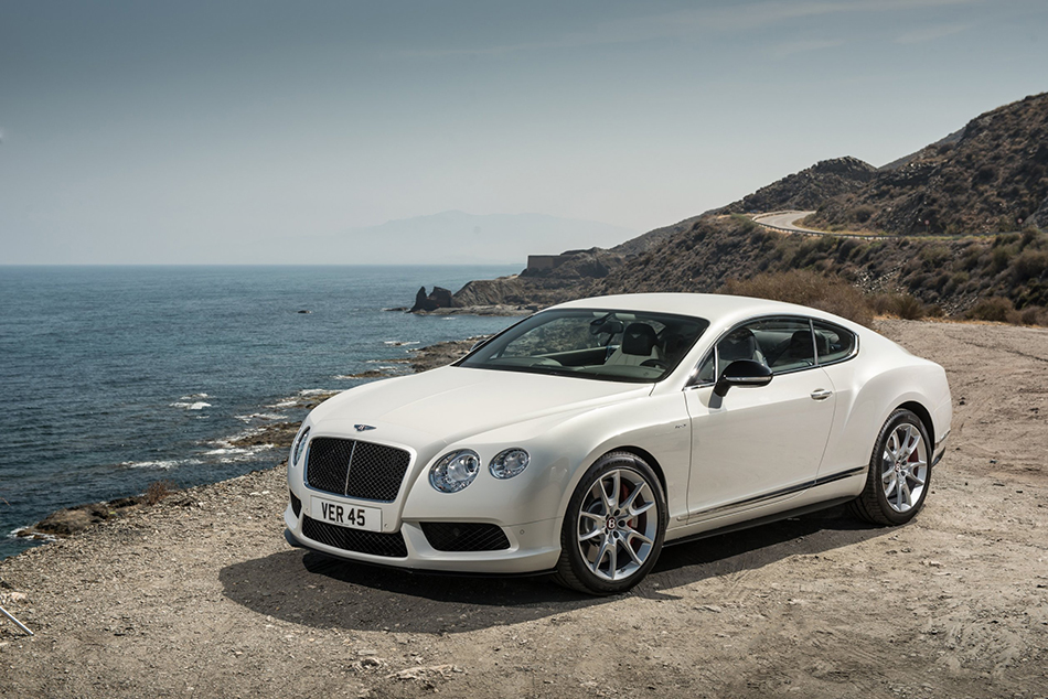 2014 Bentley Continental GT V8 S Coupe (4)