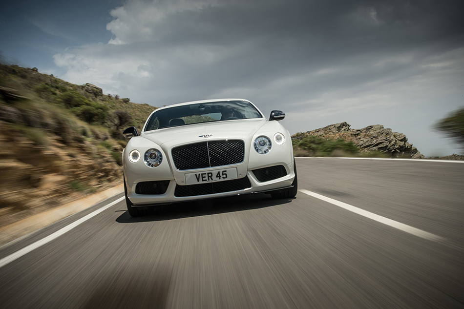 2014 Bentley Continental GT V8 S Coupe (5)