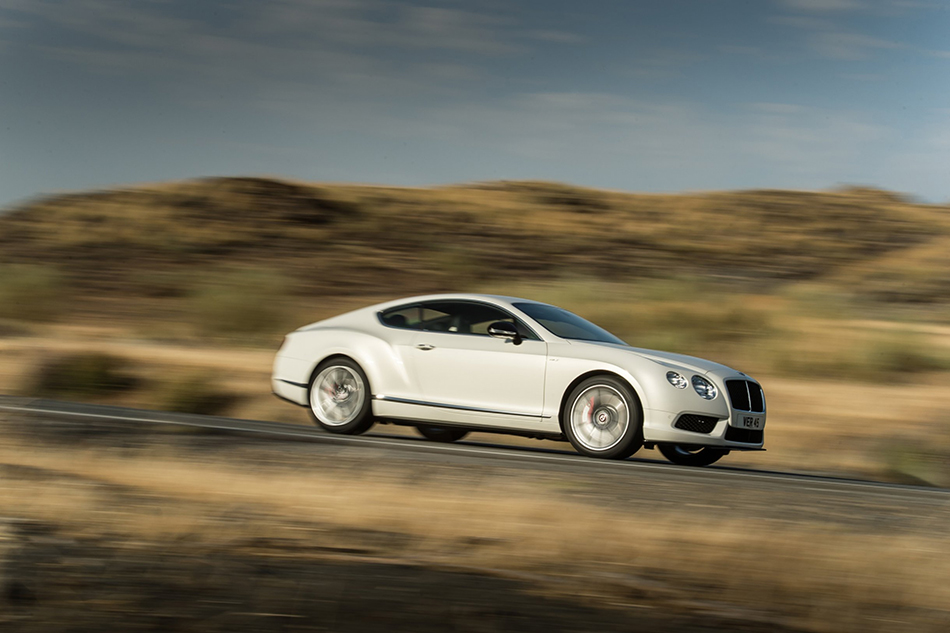 2014 Bentley Continental GT V8 S Coupe (6)