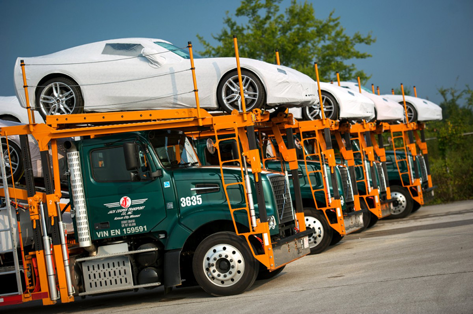 Delivering Cars For Rental Companies