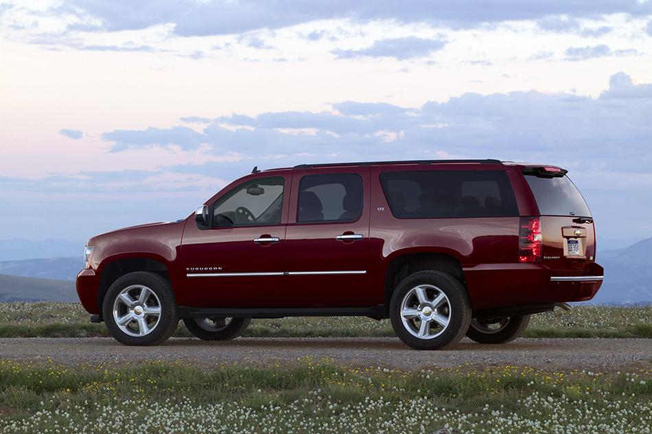 2014 Chevrolet Suburban LTZ - egmCarTech