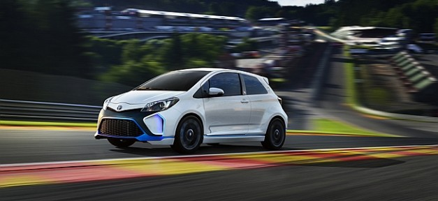 Report: A hot Toyota Yaris may happen to compete with the Ford Fiesta ST