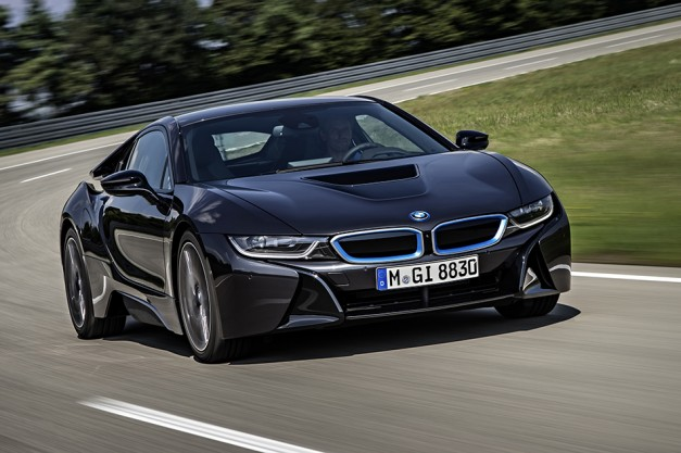 Report: More details surface for sportier BMW i8S