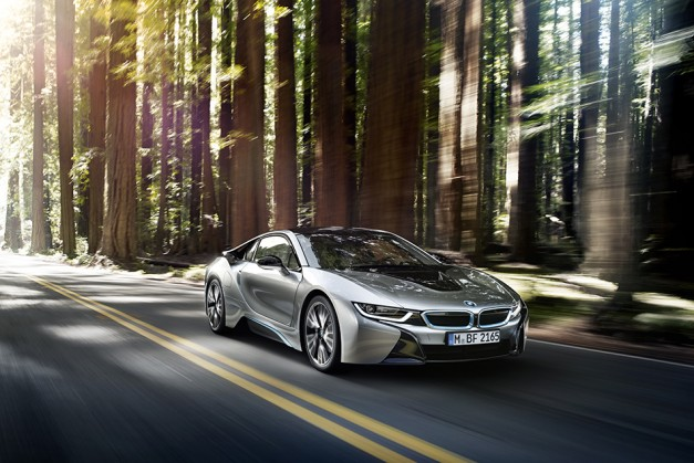2013 Frankfurt: The production BMW i8 is here and ready for the real world, priced at $135,700