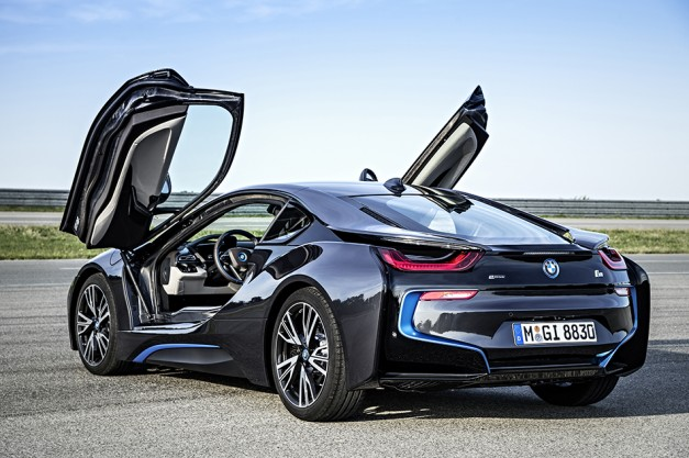 Report: BMW M officially says no to performance i8