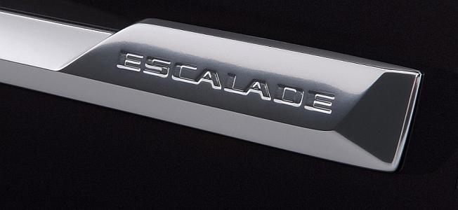 2015 Cadillac Escalade Teaser Banner