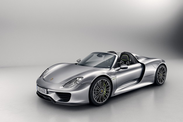 Recalls: Several Porsche 918 examples recalled over rear-axle control arm woes