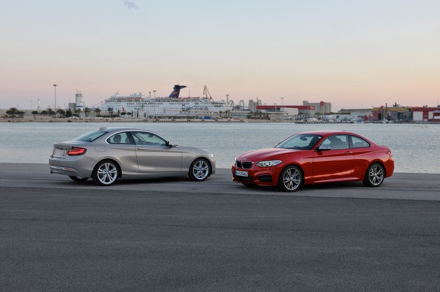 Report: Is there a BMW 2-Series Gran Coupe on the way?