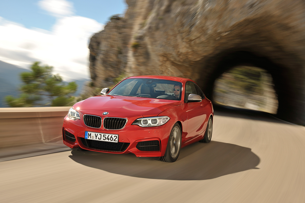 2013 BMW 2-Series Coupe (9)