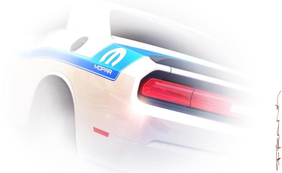 2013 Dodge Challenger Mopar Edition
