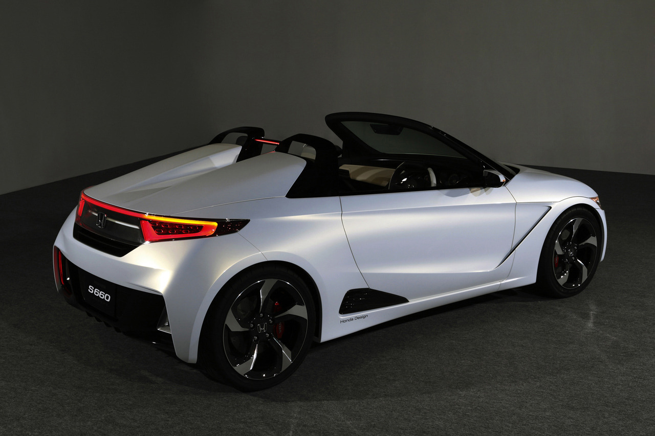2013 Honda S660 Roadster Concept (1) - egmCarTech