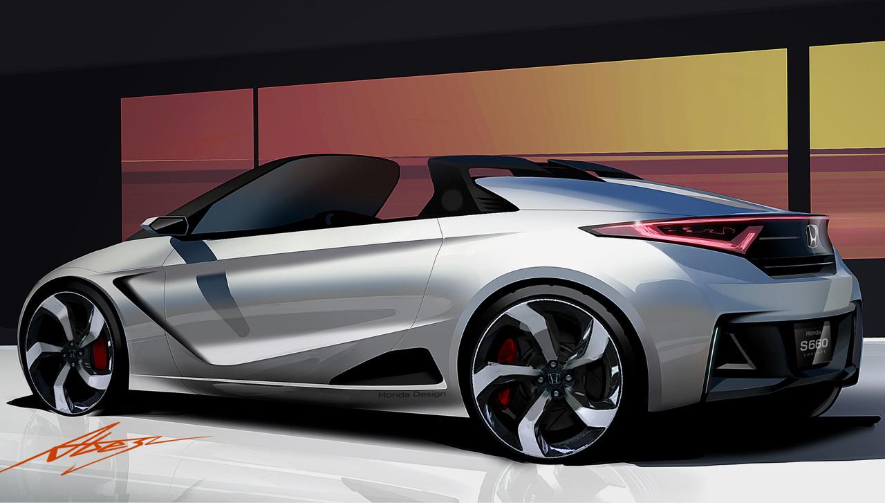 2013 Honda S660 Roadster Concept 3 Egmcartech