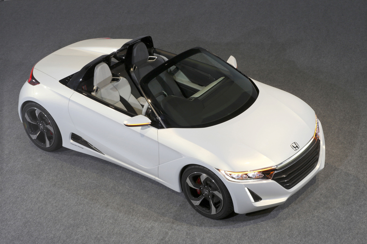 2013 Honda S660 Roadster Concept