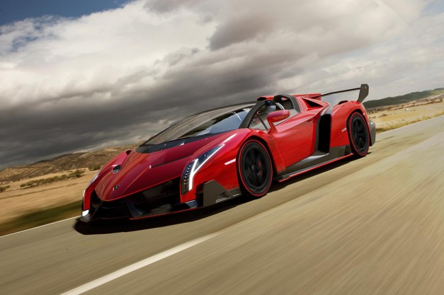 Report: Lamborghini to reveal their new hypercar at the 2016 Geneva Motor Show