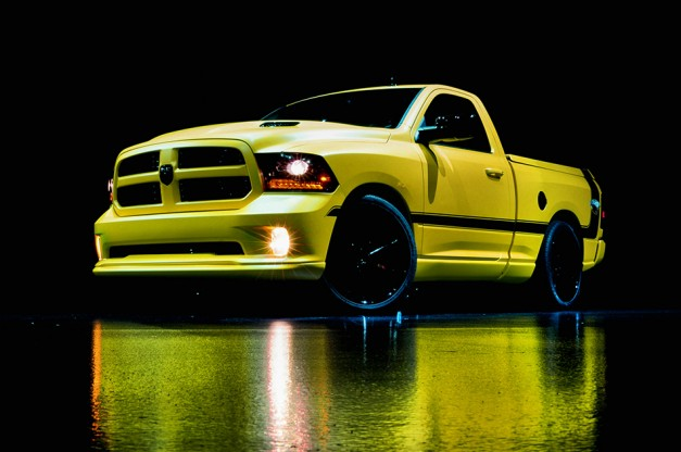 Report: Chrysler deciding on whether to produce Ram 1500 Rumble Bee Concept