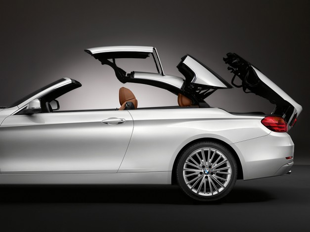 Report: The next-gen BMW 4-Series Convertible to ditch its folding hardtop