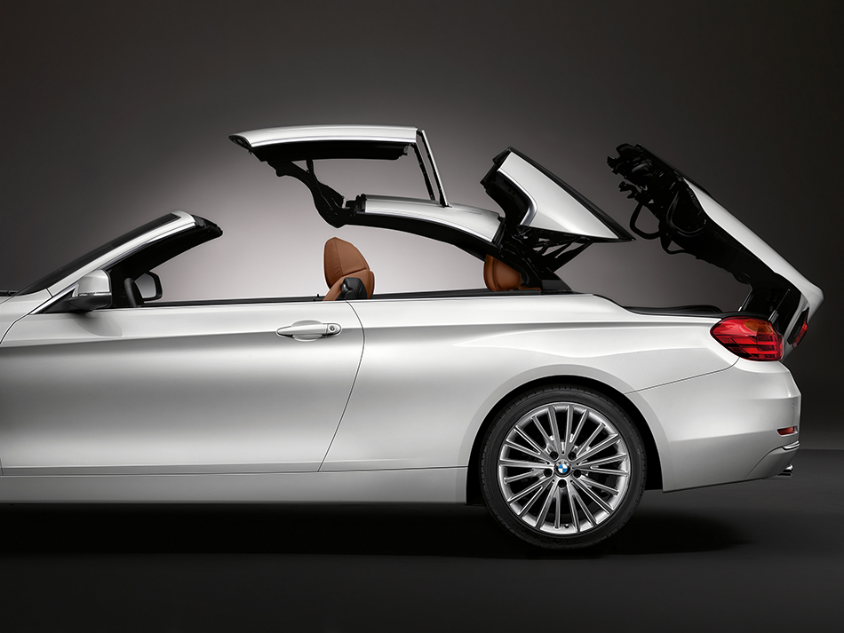 2014 BMW 4-Series Convertible (24)