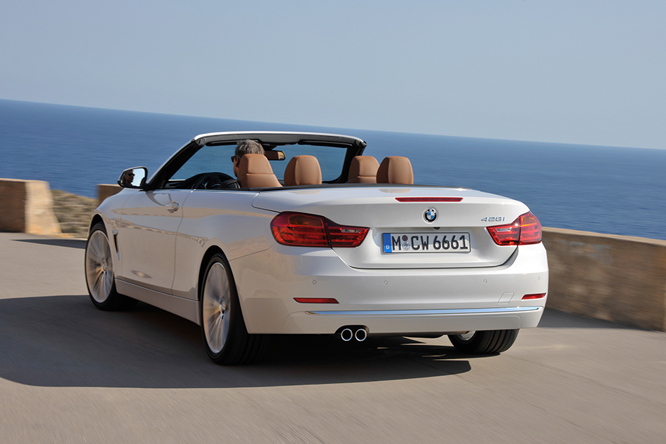 2014 bmw 4 series convertible 45 egmcartech. Cars Review. Best American Auto & Cars Review