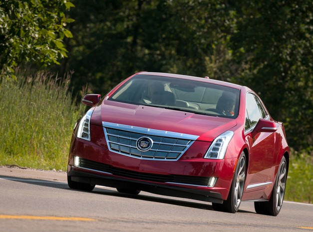 Cadillac prices the 2014 ELR coupe starting at $75,995, sales begin in January
