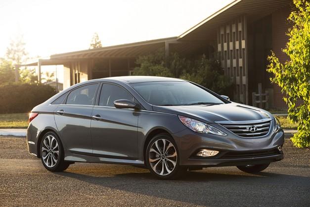 Recalls: Hyundai's recalling some 2011 Sonata sedans for power steering failures