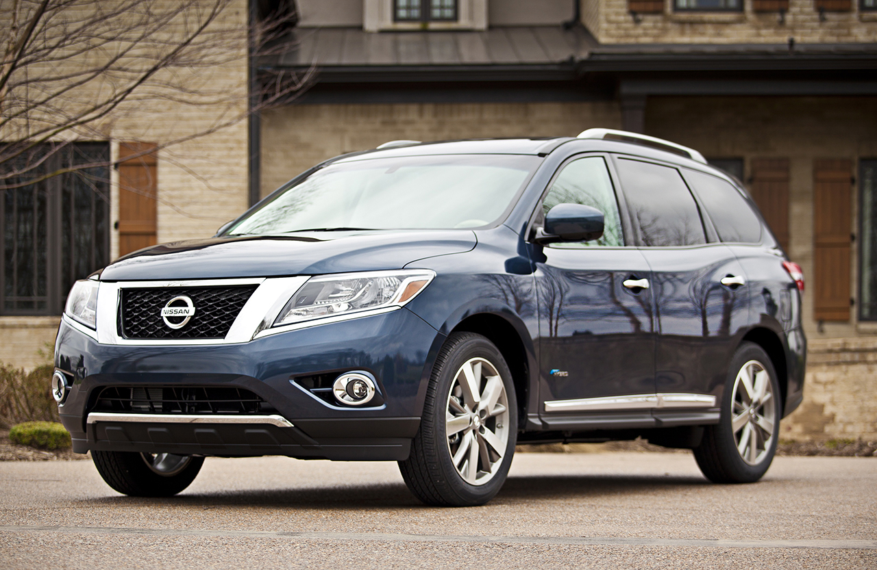 2014 nissan pathfinder hybrid egmcartech. Black Bedroom Furniture Sets. Home Design Ideas