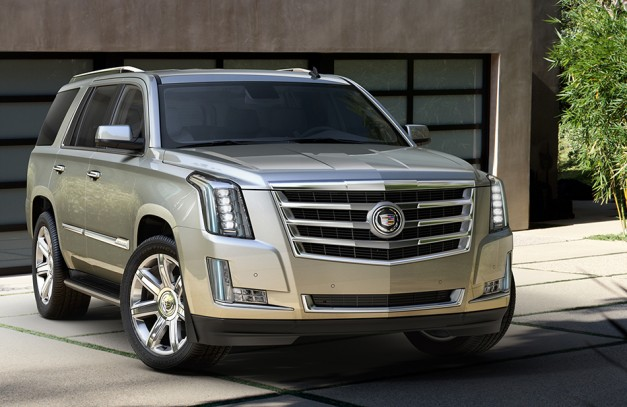 cadillac reveals the all new ballin 39 2015 escalade full size luxury suv egmcartech. Black Bedroom Furniture Sets. Home Design Ideas