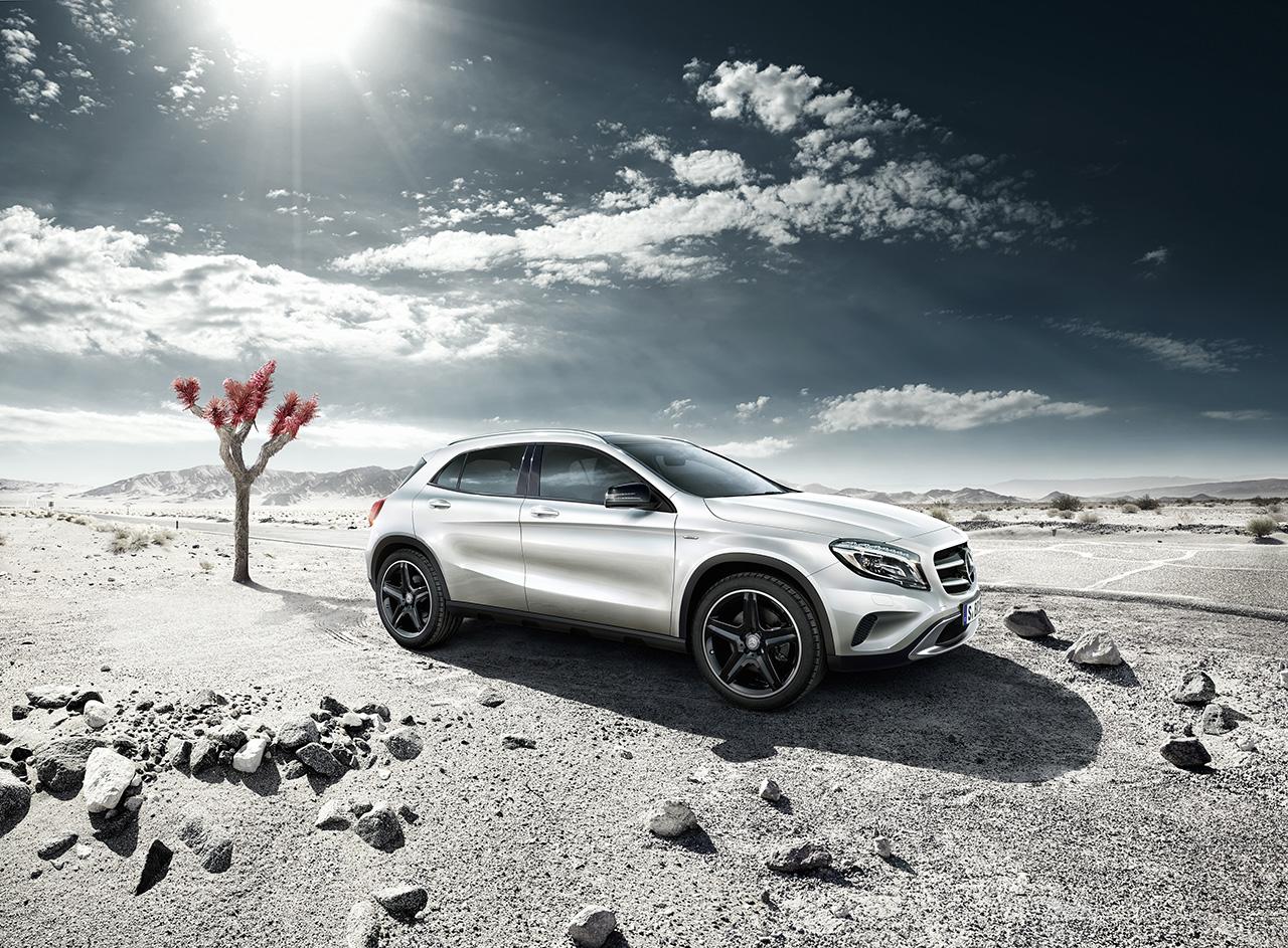 Mercedes-Benz GLA Edition 1 - egmCarTech - egmCarTech