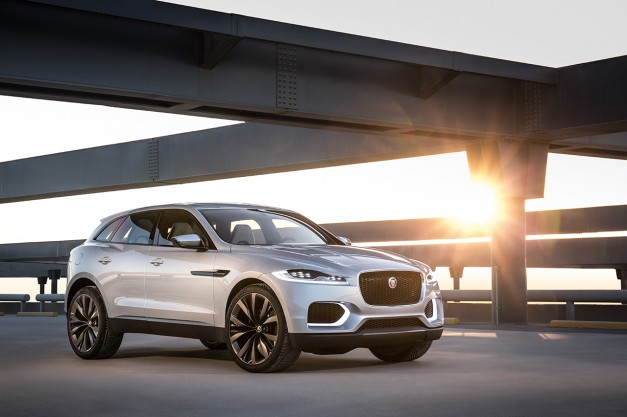 Report: Jaguar's new F-Pace crossover to spawn a series of new SUVs for the Leaping Cat