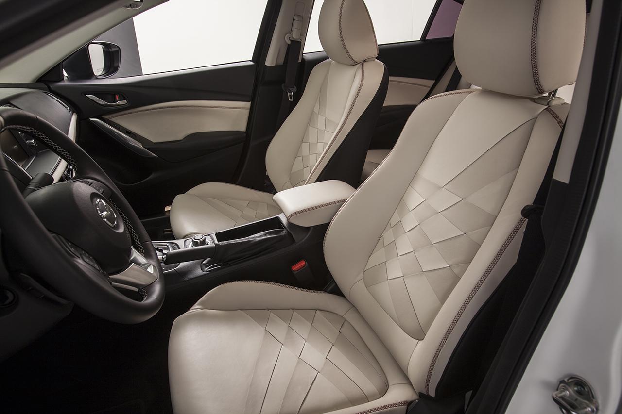 2013 Mazda Ceramic 6 Sema 2 Egmcartech