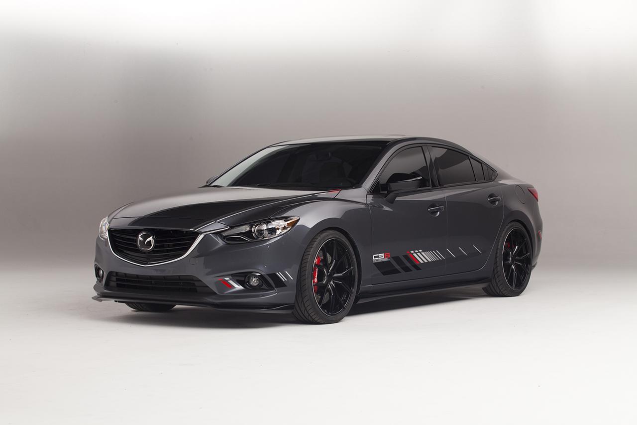 2013 Mazda Club Sport 6 SEMA