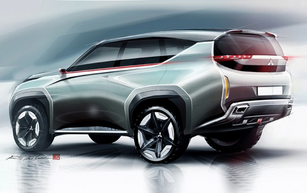 Report: Mitsubishi could produce a plug-in hybrid SUV, could come stateside