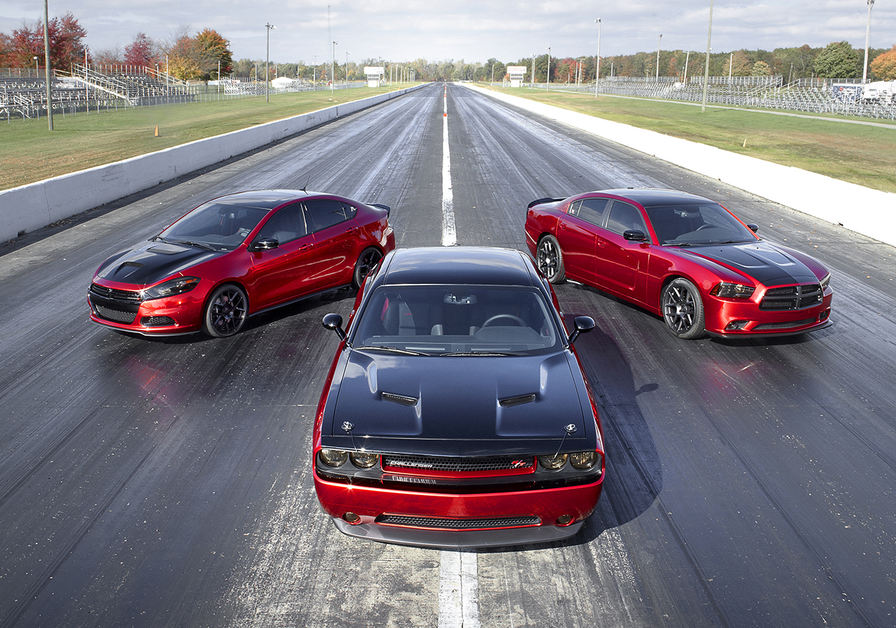 2014 Dodge Dart GT with Scat Package 3, 2014 Dodge Challenger R/