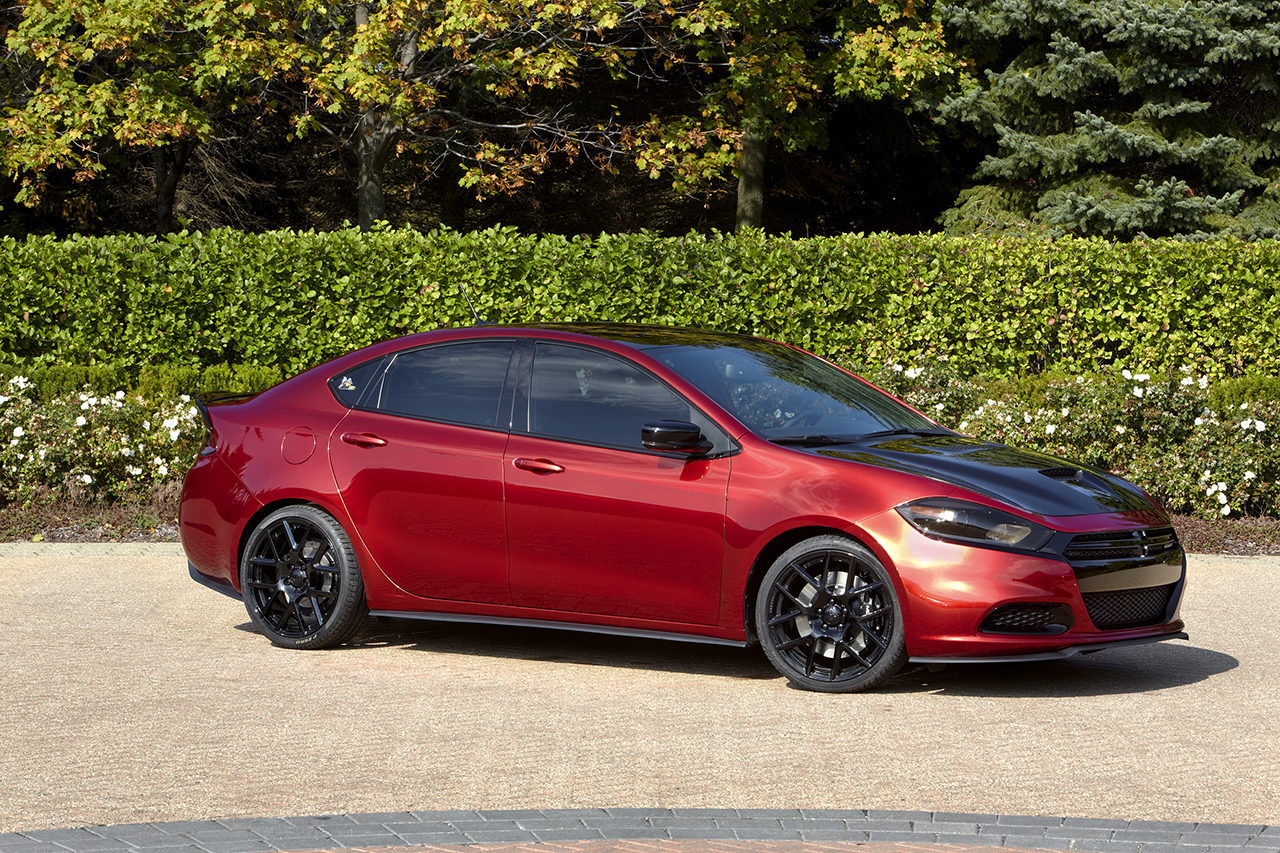 2014 dodge dart gt with scat package 3 egmcartech. Black Bedroom Furniture Sets. Home Design Ideas