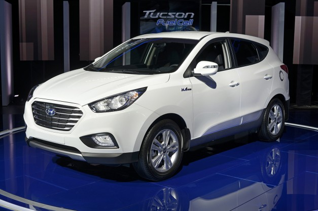 Report: Hyundai's next-generation fuel-cell picks up steam, should be introduced next year