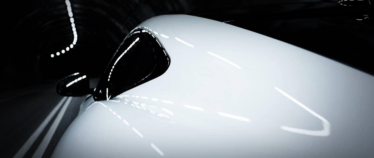 2014 Jaguar F-Type Coupe Teaser