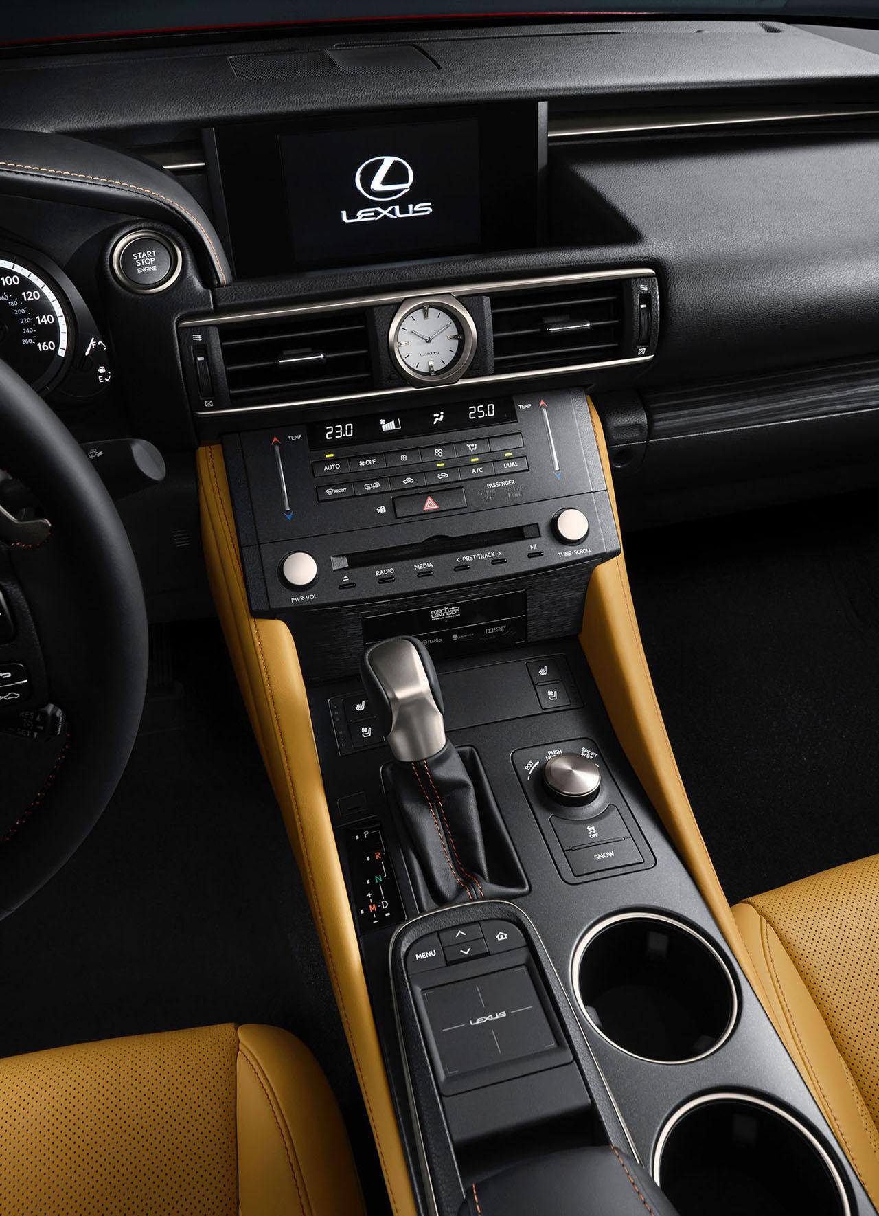2014 Lexus RC Coupe 19  egmCarTech