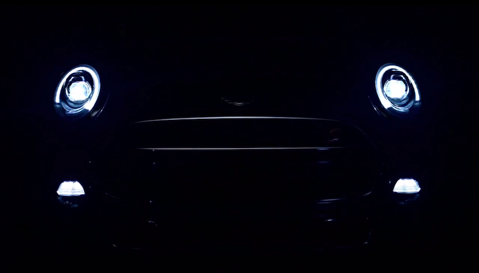 2014 Mini Cooper Video Teaser