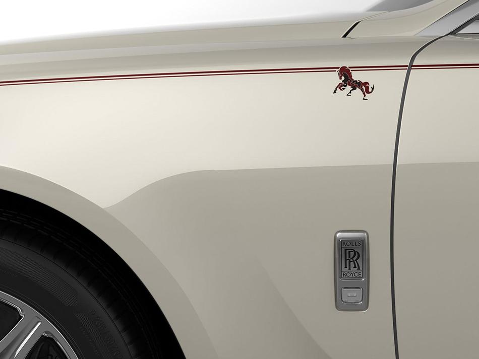 2014 Rolls-Royce Ghost Majestic Horse