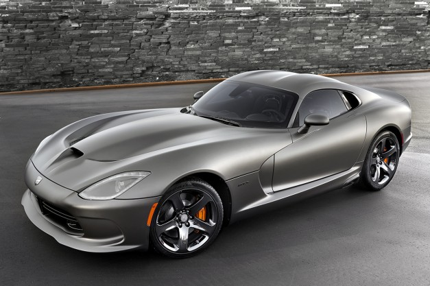 Report: The Dodge Viper to restart production in November