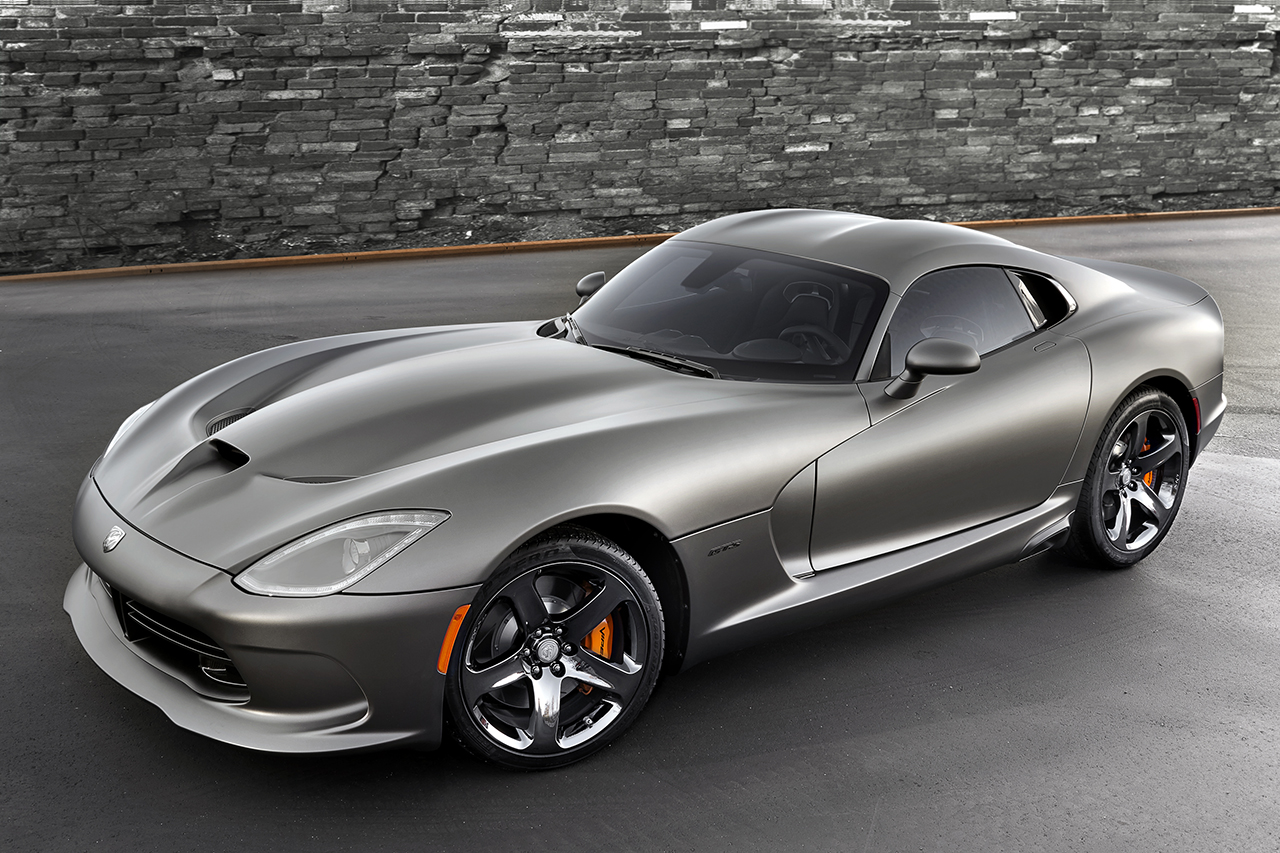2013 Los Angeles: Chrysler Brings A Special Edition 2014 SRT Viper GTS For  Show At LA   EgmCarTech