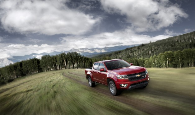 Recalls: General Motors stops delivery of 2015 Chevy Colorado and GMC Canyon