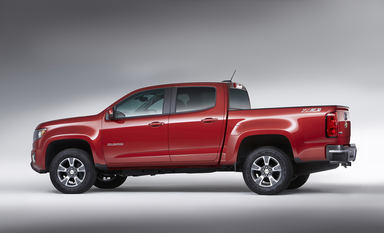 2015 Chevrolet Colorado Z71 Egmcartech