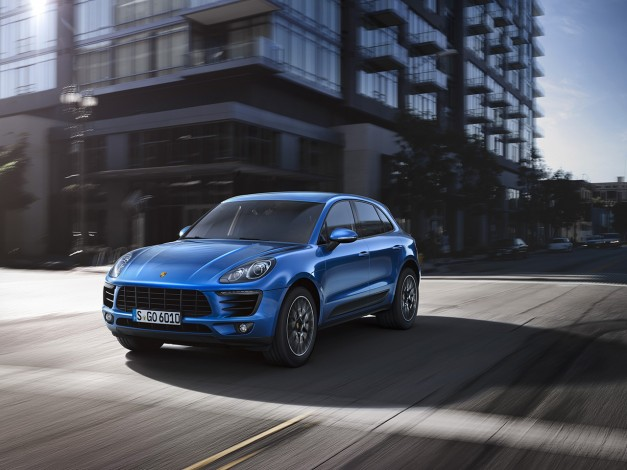 Report: Porsche's working on a baby rear-wheel drive version of the Macan