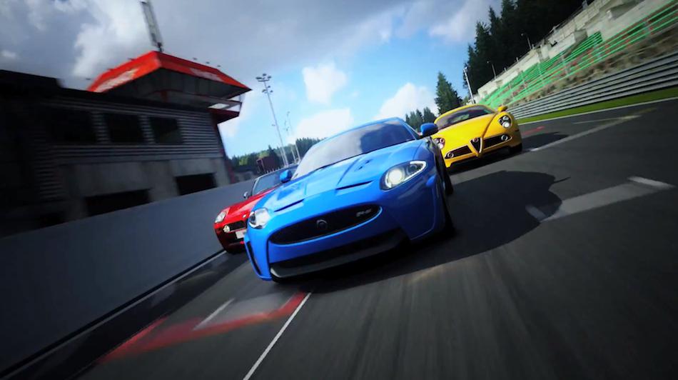 Gran Turismo 6 Teaser
