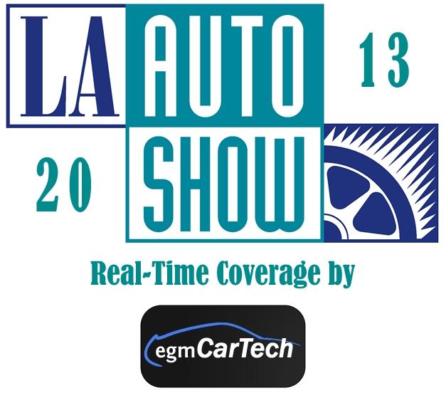 2013 LA Auto Show egmCarTech
