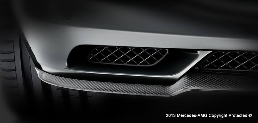Mercedes AMG 2013 LA Teaser
