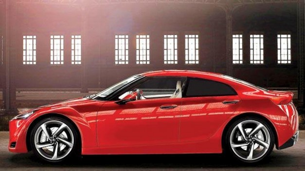 Report: Toyota working on a turbo four-door hybrid variant to GT 86 coupe