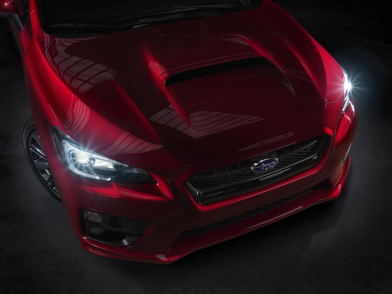 2014 Subaru WRX Teaser