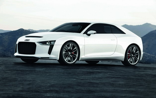 Report: Audi still on track with a production version of Quattro Concept