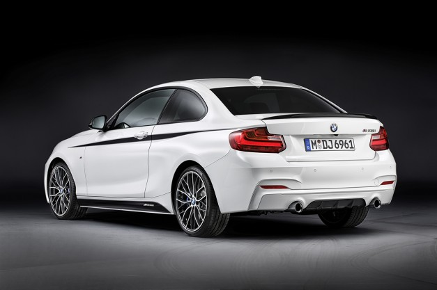 Report: The new BMW M2 supposedly to come with six-speed manual or seven-speed DCT
